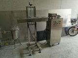 Автоматические алюминиевые фольги опарников бутылок герметизируя машину