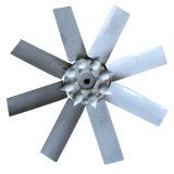 """9 """" lames réglables d'alliage d'aluminium de lames"""