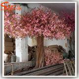 결혼식 훈장을%s 인공적인 벚꽃 꽃 나무