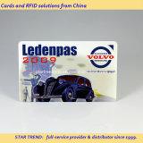 Cartão Magnético qualidade de impressão de PVC de alta para o cartão Auto Club