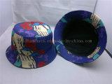 Подгонянный шлем ведра Sun Brim способа большой для женщин