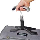 Escala portátil eletrônica da bagagem do curso de Digitas da qualidade super