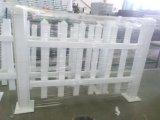 Clôture de yard de la conque UPVC imperméable à l'eau
