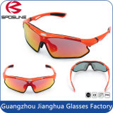 China Factory PC Material UV400 High Impact Resistance Safety Ciclismo Óculos de sol
