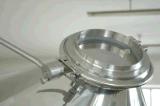 Máquina de mistura do cone do quadrado do aço Fh-4000 inoxidável
