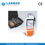 Contador portable del agua industrial pH/Orp