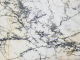 Marmeren Plak van het Zinkwit van de Prijs van de fabriek de Natuurlijke Opgepoetste