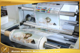 Nuoxin 6 색깔 Flexographic 인쇄 기계