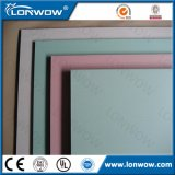Usine de fabrication de panneaux de plafond Chine Gypsum
