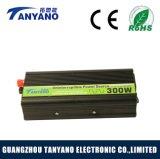 300W al por mayor DC12V al inversor modificado AC110V/220V de la UPS de la onda de seno con el cargador de batería