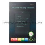 Tablette respectueuse de l'environnement 8.5inch d'écriture d'affichage à cristaux liquides de garniture de planche à dessin pour des gosses
