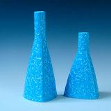 Alta calidad de cerámica del triángulo azul de la decoración de la decoración del hotel