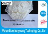 Testosteron Phenylproprionate CAS 1255-49-8 für männliche Verbesserung