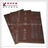 닦는 패드를 가공하는 Yiliang 3m 용접 구슬