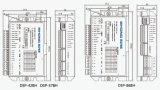 El programa piloto del motor de pasos de DSP57hb para 57m m Cierra-Cloop el motor de pasos