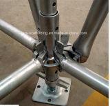 Andamio de acero del bloqueo del anillo para la construcción