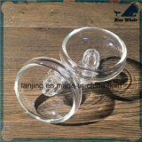 2 PCS шар Shisha самого нового стеклянного кальяна головной стеклянный