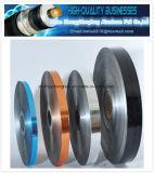 Divers film de bande de Mylar de papier d'aluminium de Spéc. pour le câble et le conduit d'air