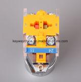 Normaltyp Keilnute-Drucktastenschalter