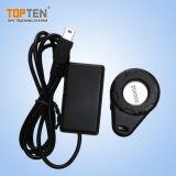 Traqueur sec du véhicule GPS avec l'appareil-photo, détecteur de niveau d'essence, management Tk510-Ez de flotte d'IDENTIFICATION RF