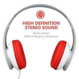 2016 de Nieuwe Ontwikkelde Hoofdtelefoon die van de Manier StereoHoofdtelefoon voor Speler MP3/MP4 vouwen