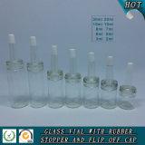 2ml-30ml ontruim het Flesje van het Glas van de Schoonheidsmiddelen van de Essentiële Olie