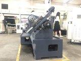 La machine de tour de commande numérique par ordinateur de précision, aluminium de rotation de commande numérique par ordinateur partie E45