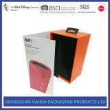De hete Verpakkende Doos van de Gift van het Karton Speakerphone van de Verkoop Draagbare