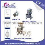 Miscelatore planetario mescolantesi uovo/preparazione a base di latte della crema/burro/con 3 Betarers