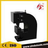 macchina idraulica resistente del punzone 100t per l'acciaio della costruzione (CH-100AB)