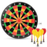 新型のペーパー投げ矢ボードまたはグループの投げ矢のボードゲームまたは投げ矢のゲーム