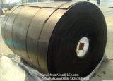Bandas transportadoras de goma de contrachapado múltiple de goma del Ep Nn centímetro cúbico de las bandas transportadoras del deber de Hevay del poliester de la alta calidad