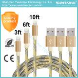 Qualität schnelles aufladenusb-Kabel für iPhone 6/7