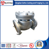 Задерживающий клапан качания литой стали DIN3356