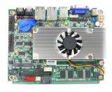Intel D525+Ich8mのチップセット、Intel内蔵原子D525 Procrssorに基づくD525-LのクォードのソケットMainboard