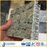 China-Fertigung-Granit-runde Form-Stein-Aluminiumbienenwabe-Panel