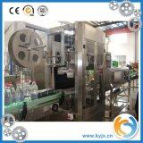 Automatische Shrink-Hülsen-Maschine für die Flasche, die auf Verkauf beschriftet