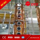 Preço industrial da coluna de destilação do álcôol da flauta do aço inoxidável