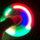 LED-transparente Laterne-Kristallunruhe-Spinner-Handspinner