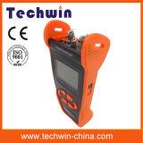 Ренджер волокна детектора кабеля телекоммуникаций Techwin