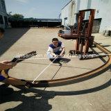 Jsl I Beam Bend, Press Brake Machine para Tunnel, Railway