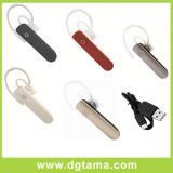 5 couleurs choisissent l'écouteur d'Earbud Bluetooth avec le câble de chargeur de 30cm USB
