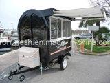 De Bestelwagen van Foodcart/van het Voedsel/de Auto van het Voedsel/de Kar van de Verkoop van het Voedsel/de Kiosk van de Staaf van het Sap/Fastfood de Aanhangwagen/de Kar van de Pannekoek/de Bestelwagen van het Voedsel van de Kantine/de Kar van de Pizza/de Kiosk van de Thee van de Bel/de Kar Kebab/omfloersen Kar