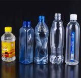 Bottiglia dell'animale domestico che rende a macchina lineare continuo
