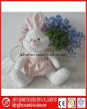 Giocattolo sveglio Keychain del coniglio della peluche per il regalo promozionale