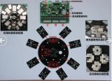 Indicatore luminoso caldo del fiore del laser di vendita LED di Guangzhou mini con Ce RoHS