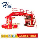 Máquina de impressão Multicolor do cabo flexível da fonte da fábrica