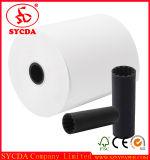 Roulis de papier thermosensible de machine de position du prix concurrentiel 80mm