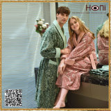 D-015最も新しいデザインカップルのテリーの浴衣