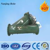 De automatische Zelfreinigende Filter van het Water met Roestvrij staal 304 de Zeef van de Wig
